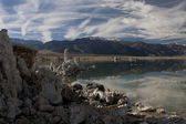 Mono Lake Tufa Towers #1124 — Stock Photo