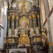 Altar in the Basilica of Jasna Gora — Stock Photo