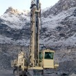 Heavy drilling machine — Stock Photo #4669061