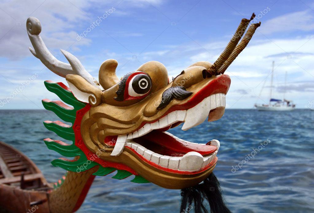 дракон лодка купить