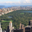 Central Park in New York — Stock Photo