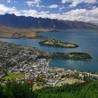 Queenstown, New Zealand - Stock Photo