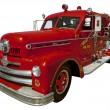Stock Photo: Old Firetruck