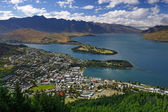 Queenstown, New Zealand — Stock Photo