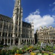 Grand Place, Brussels — Stock Photo