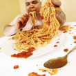 Gluttony — Stock Photo #4604164