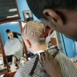 Stock Photo: Barber