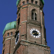 Frauenkirche in Munich - Stock Photo