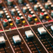 Mixing console — Stock Photo #5246130