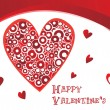 Royalty-Free Stock Vector Image: Beautiful valentine