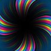 Regenboog kleurrijke achtergrond — Stockvector