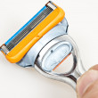 Shaving machine — Stockfoto