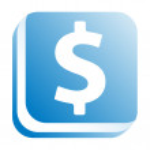Dollar icon — Stock Photo #4364845