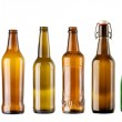 Color bottles — Stock Photo #4367456