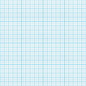 Seamless graph paper — Stock Photo
