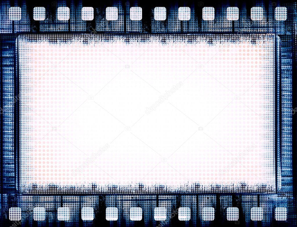 designed grunge film frame background photo by tuja66