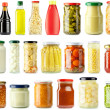 Stock Photo: Pickled food