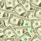 Dollars background — Stockfoto