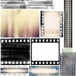 Film borders - Foto Stock