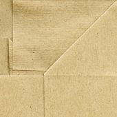 Folded paper — Stock Photo