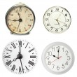 Various clocks — Stock Photo