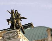 Opera House in Vienna — Stock Photo