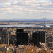 City of Montreal — Stock Photo #4669696