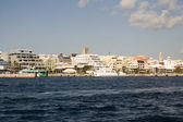 Waterfront Bermuda — Stock Photo