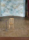 Empty Stage — Stock Photo