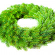 Royalty-Free Stock Photo: Christmas wreath