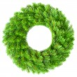 Christmas wreath — Foto de Stock   #5112381