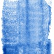 Royalty-Free Stock Photo: Abstract blue watercolor background