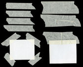 Pezzi di carta — Foto Stock