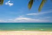 Sand beach in Phu Quoc, Vietnam — Stok fotoğraf