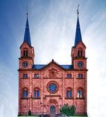 Church in Pfalz, Germany — Stock Photo