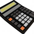 The calculator - Imagen vectorial