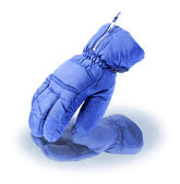 Ski gloves | Isolated — Stock Photo