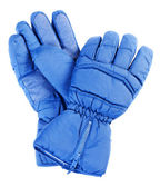 Ski gloves | Isolated — Stock Photo