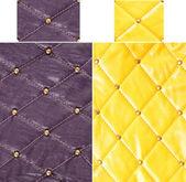 Leather seamless pattern | Texture — Stock Photo