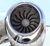 Aircraft Engine — Stock Photo