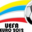 Royalty-Free Stock Vector Image: UEFA EURO 2012