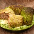 Cabbage rolls — Stock Photo