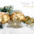 Christmas holiday - Stock Photo