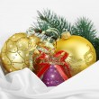 Christmas holiday — Stock Photo