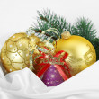 Christmas holiday — Stock Photo #4278456