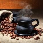 Black Coffee — Stock Photo #4429077