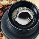 Black Coffee — Stock Photo #4429217