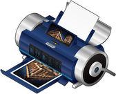 Stampante a getto d'inchiostro — Vettoriale Stock