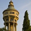 Water tower - Stockfoto