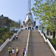 Wat Khao Takiap - Stock Photo